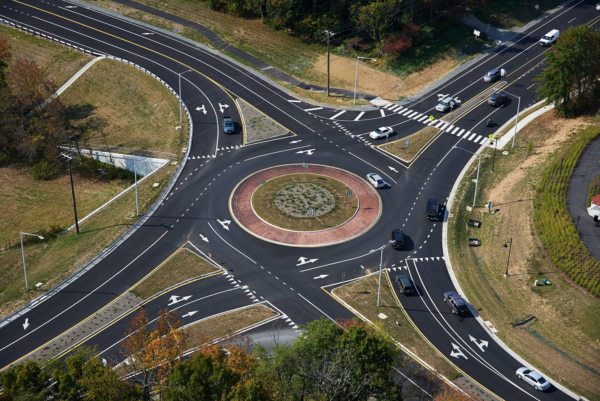 Kimley-Horn can provide roadway and bridge design and engineering consulting services.